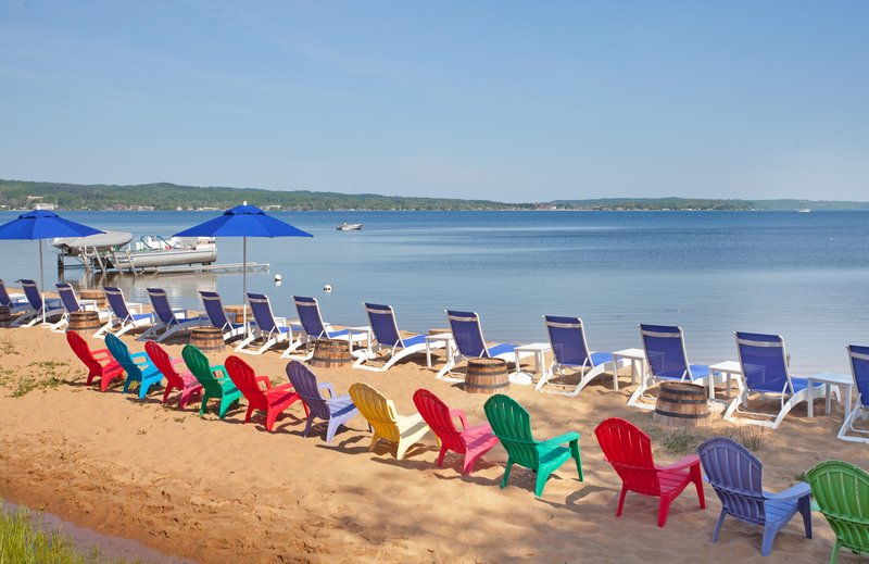 West Bay Beach - Traverse City, MI