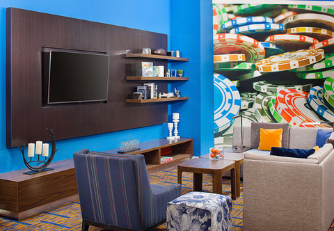 Courtyard By Marriott - Home Theater