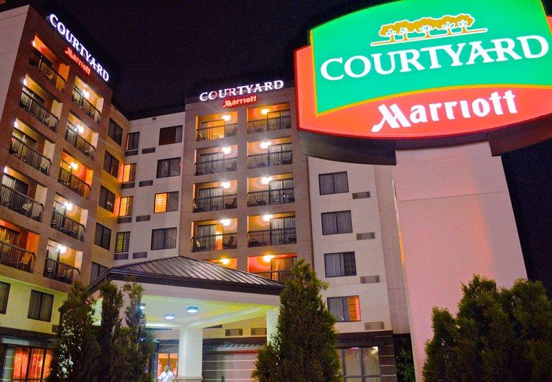 Courtyard Nashville Vanderbilt/West End - Nashville, TN