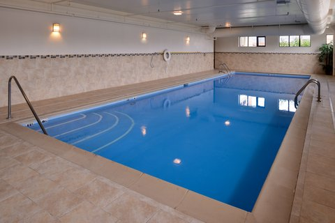 Holiday Inn Express CRESTWOOD - Take a dip in our indoor swimming pool in Crestwood