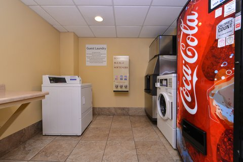 Holiday Inn Express CRESTWOOD - Wash and dry your clothes at our laundry facility