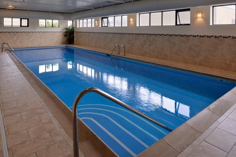 Holiday Inn Express CRESTWOOD - Swim a few laps in our indoor heated pool
