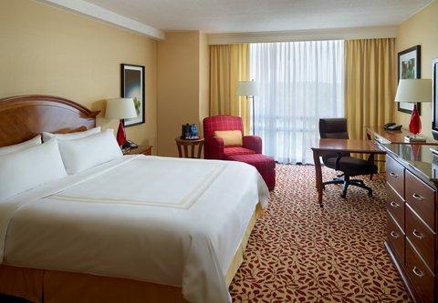 Atlanta Marriott Century Center/Emory Area - King Guest Room