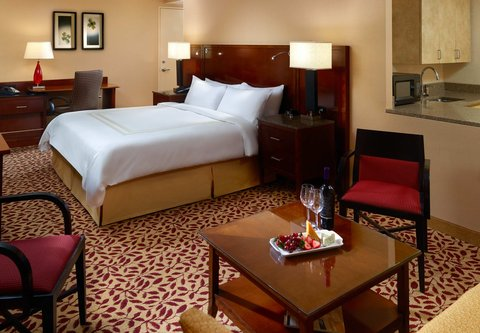 Atlanta Marriott Century Center/Emory Area - Executive King Guest Room