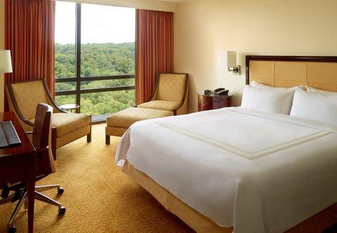 Atlanta Marriott Century Center/Emory Area - Presidential Suite - Sleeping Area