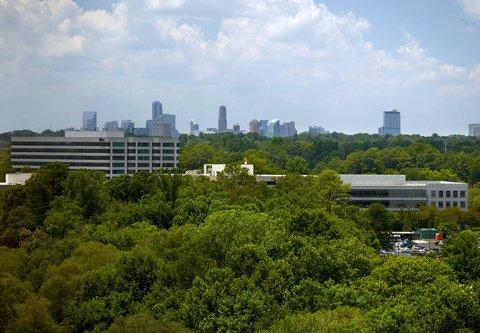 Atlanta Marriott Century Center/Emory Area - Suite View