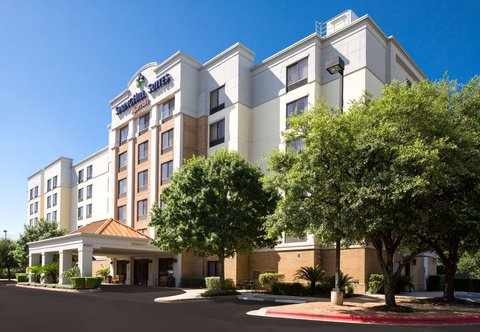SpringHill Suites by Marriott Austin South - Entrance