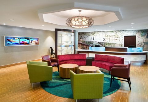SpringHill Suites by Marriott Austin South - Lobby
