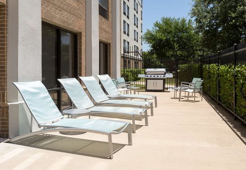 SpringHill Suites by Marriott Austin South - Outdoor Patio
