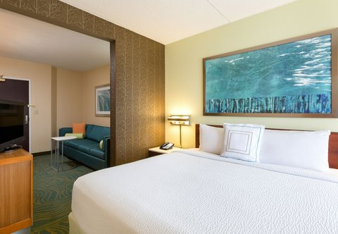 SpringHill Suites by Marriott Austin South - King Suite