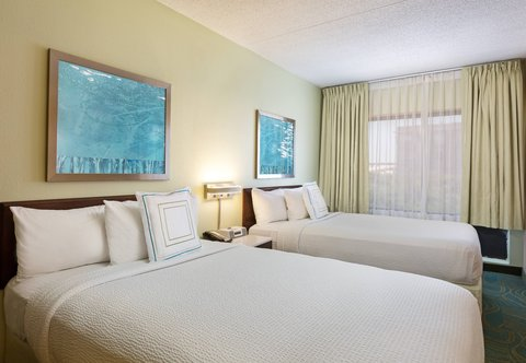 SpringHill Suites by Marriott Austin South - Double Double Suite