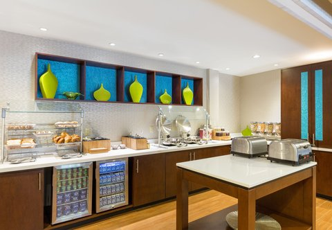 SpringHill Suites by Marriott Austin South - Breakfast Buffet