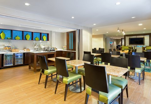 SpringHill Suites by Marriott Austin South - Breakfast Area