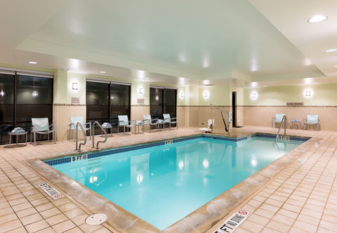 SpringHill Suites by Marriott Austin South - Indoor Pool
