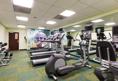 SpringHill Suites by Marriott Austin South - Fitness Center