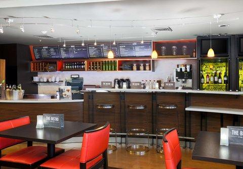 Courtyard Chico - The Bistro Bar