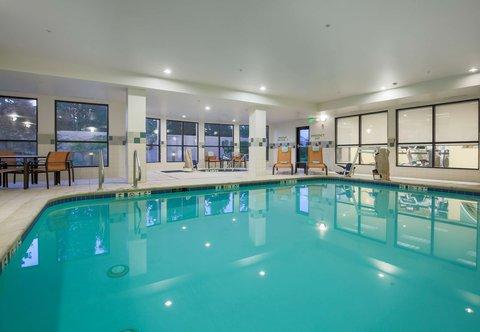 Courtyard Chico - Indoor Pool
