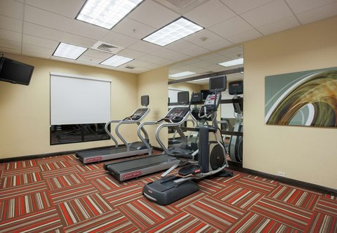 Courtyard Chico - Fitness Center