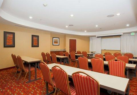 Courtyard Chico - Meeting Room