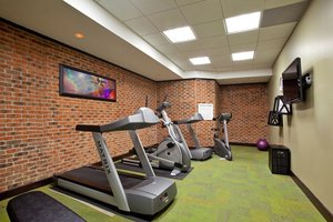 Fitness/ Exercise Room - Holiday Inn Downtown Grand Rapids