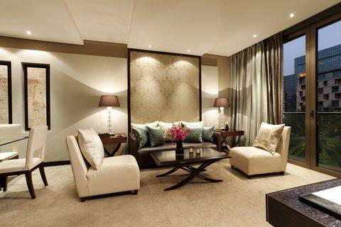 فندق الفيصلية - Deluxe Suite Living Room