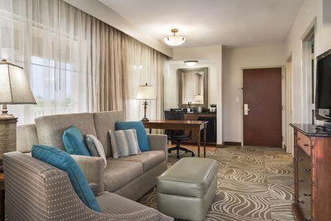 DoubleTree Suites by Hilton Naples - DoubleTree Naples - Riverview Suite