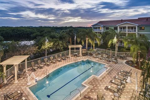 DoubleTree Suites by Hilton Naples - DoubleTree Naples - Exterior Pool
