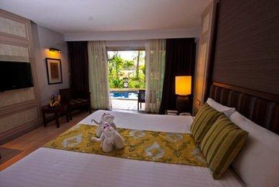 Phuket Orchid Resort - Pool Access Room