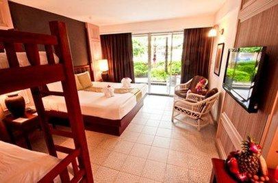 Phuket Orchid Resort - Family Room