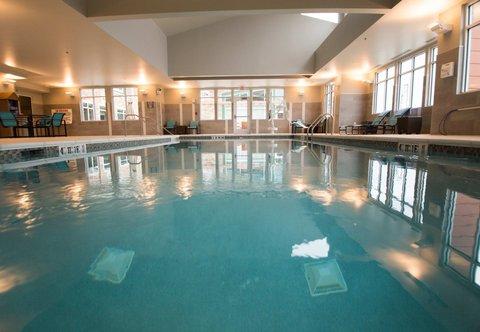 Residence Inn Omaha West - Indoor Pool