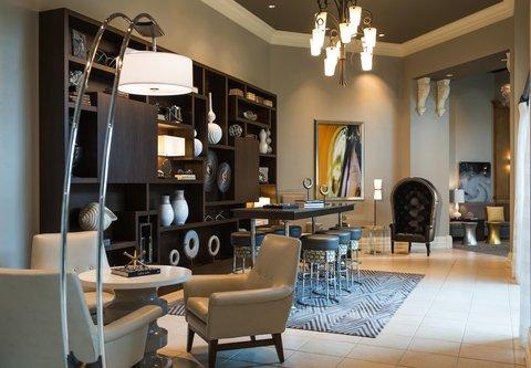Renaissance Tampa International Plaza Hotel - Library