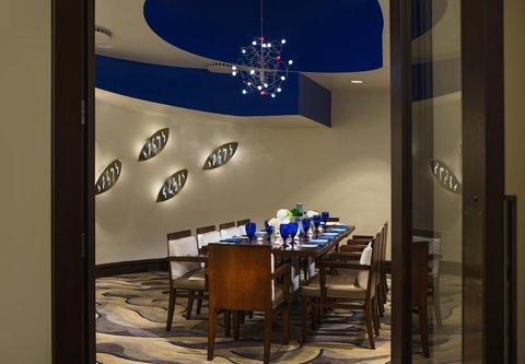 Renaissance Tampa International Plaza Hotel - Pelagia Trattoria - Private Dining Room
