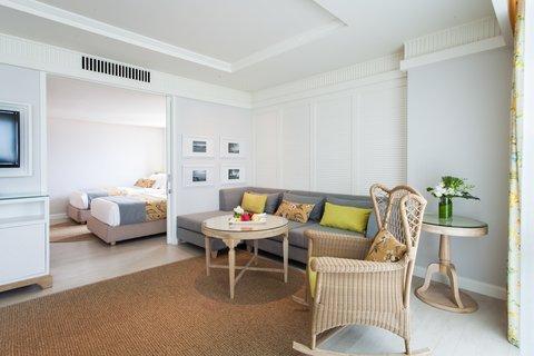 Amari Hua Hin - Suite Living Room