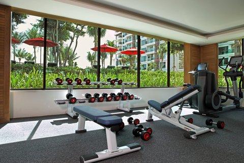Amari Hua Hin - Fitness