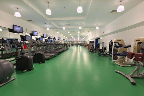 ذا مرمرة أنطاليا - Health Club at The Marmara Antalya