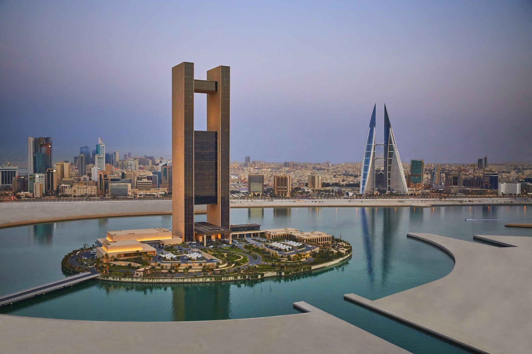Four Seasons Hotel Bahrain Bay