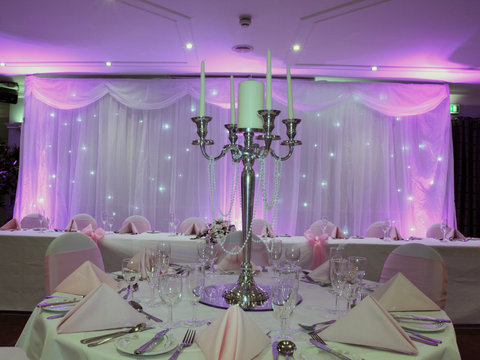 Holiday Inn A55 CHESTER WEST - Wedding Reception in Vivaldi Suite
