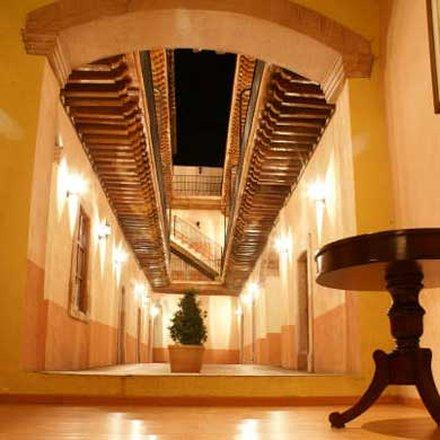Casa Santo Domingo - interior 1