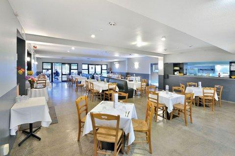 Allenby Park Hotel - Restaurant