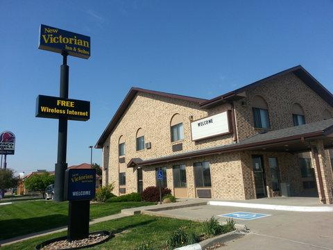 New Victorian Inn and Suites Kearney NE - Exterior
