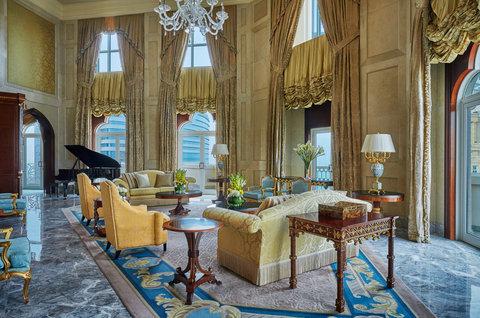 فندق فور سيزن  - Royal Suite
