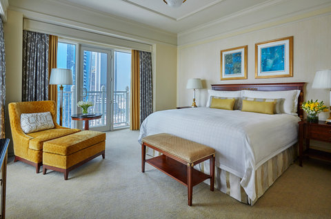 فندق فور سيزن  - Deluxe Room
