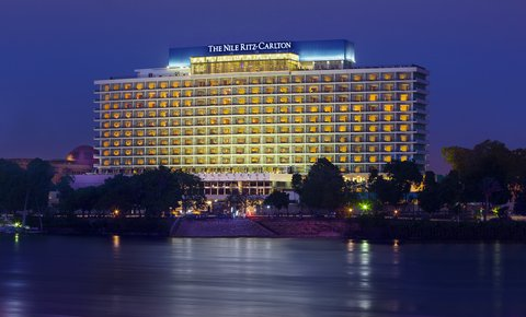 The Nile Ritz-Carlton, Cairo - Exterior