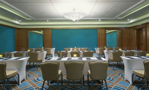 The Nile Ritz-Carlton, Cairo - Meeting room - classroom