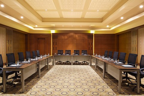 The Nile Ritz-Carlton, Cairo - Meeting room - U shape