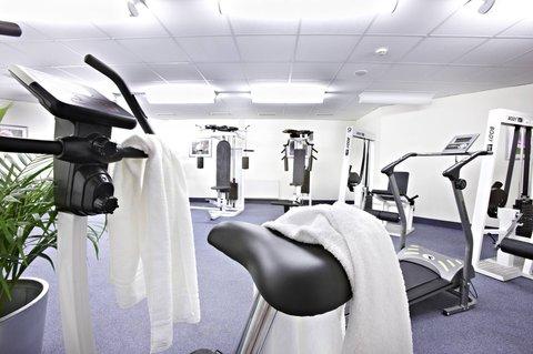 Nordic Htl Daenischer Hof - Fitnessroom