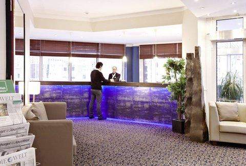 Nordic Hotel Domicil - Reception