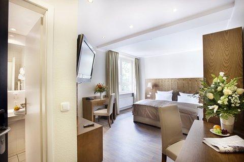 Nordic Hotel Domicil - Room2