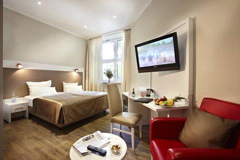 Nordic Hotel Domicil - Room3
