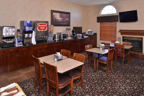 Kelly Inn Billings - Breakfast Bar